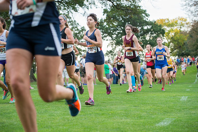 2017 - University of Minnesota Cross Country hosts the Griak   -- Copyright Christopher Mitchell / SportShotPhoto.com
