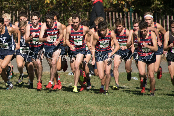2017 IVY League Cross Country Championship