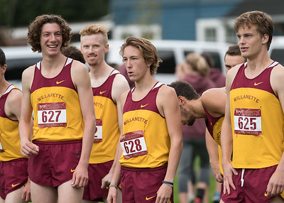 43rd Charles Bowles Willamette Invitational