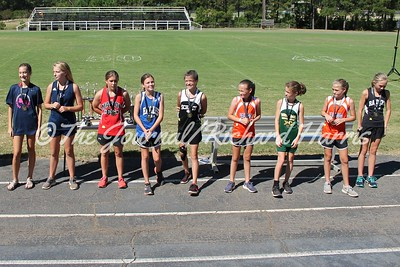 Southland Invitational-MS Girls