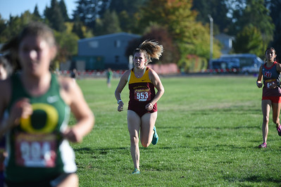 Willamette Bearcats at the Mike Johnson Classic