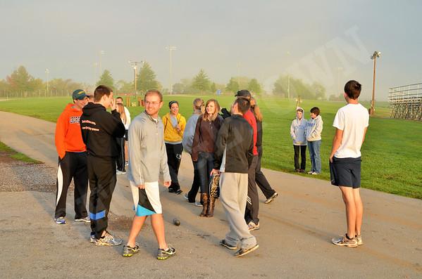 Alumni Run 9-24-2011