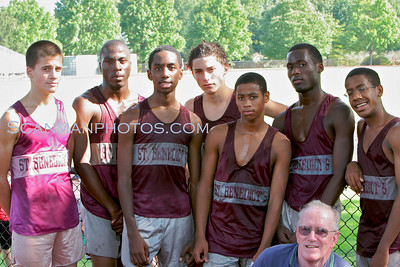 Cross Country-Newark Academy Invitational