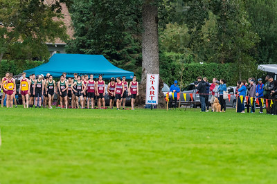 V Cross Country | Charles Bowles Invitational (Eric Hall)