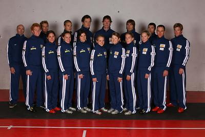 U.S. Cross Country Team