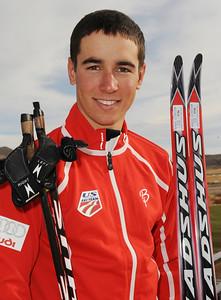 Noah Hoffman U.S. Cross Country Ski Team Photo © Scott Sine