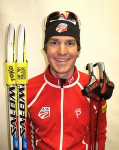 Garrott Kuzzy U.S. Olympic Cross Country Ski Team Photo: Caitlin Compton