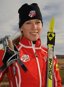 Morgan Smyth U.S. Cross Country Ski Team Photo © Scott Sine