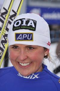 Holly Brooks U.S. Olympic Cross Country Ski Team Photo © Barry Johnson