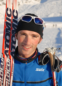 James Southam U.S. Olympic Cross Country Ski Team Photo © Heather Thamm