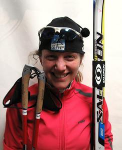 Caitlin Compton U.S. Olympic Cross Country Ski Team Photo: Caitlin Compton