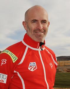 Peter Vordenberg U.S. Cross Country Ski Team Coach Photo © Scott Sine