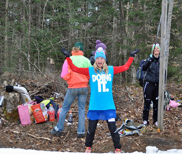 Jessie Diggins Craftsbury 2011-12 Cross Country Season Photo © Matt Whitcomb/U.S. Ski Team