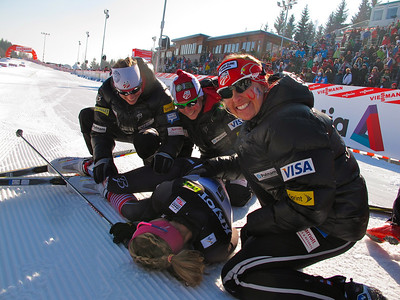 201 FIS Cross Country World Cup - Nove Mesto, Czech Republic