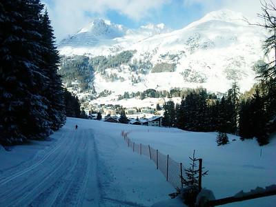 2011 FIS Cross Country Race, Seefeld AUT Photo: Bryan Fish/U.S. Ski Team