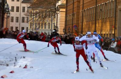 2012 FIS Cross Country World Cup finals in Stockholm, Sweden Photo © Matt Whitcomb/U.S. Ski Team