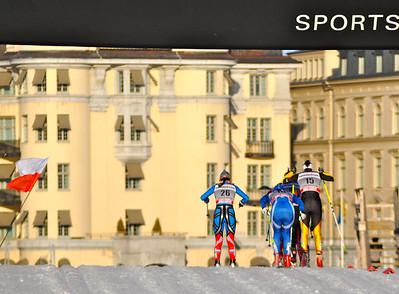 2012 FIS Cross Country World Cup finals in Stocholm, Sweden Photo © Matt Whitcomb/U.S. Ski Team