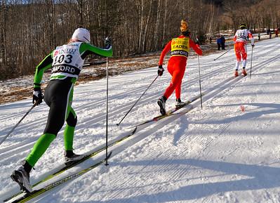 2012 Cross Country U.S. National Championships in Rumford, Maine Photo ©Matt Whitcomb/U.S. Ski Team