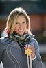 Kikkan Randall<br /> Predazzo, Italy<br /> 2013 FIS Nordic World Championships in Val di Fiemme, Italy<br /> Photo: Sarah Brunson/U.S. Ski Team