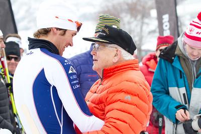 Sylvan Ellefson 2014 U.S. Cross Country Championships Men's 30K Free Mass Start Photo: Sarah Brunson/U.S. Ski Team