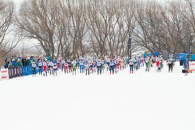 2014 U.S. Cross Country Championships Women's 20K Free Mass Start Photo: Sarah Brunson/U.S. Ski Team