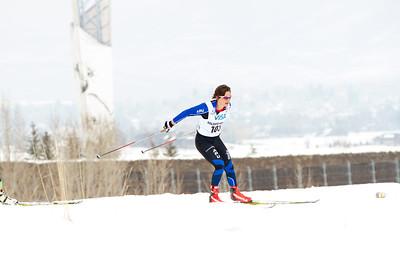 Kate Fitzgerald 2014 U.S. Cross Country Championships Women's 20K Free Mass Start Photo: Sarah Brunson/U.S. Ski Team
