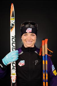 Liz Stephen 2014-15 U.S. Cross Country Ski Team Photo: USSA