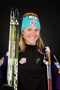 Sadie Bjornsen 2014-15 U.S. Cross Country Ski Team Photo: USSA
