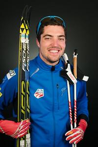 Ben Saxton 2014-15 U.S. Cross Country Ski Team Photo: USSA