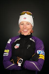 Kikkan Randall 2014-15 U.S. Cross Country Ski Team Photo: USSA