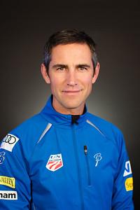 Chris Grover, Head Coach 2014-15 U.S. Cross Country Ski Team Photo: USSA