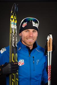 Andy Newell 2014-15 U.S. Cross Country Ski Team Photo: USSA