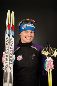 Jessie Diggins 2014-15 U.S. Cross Country Ski Team Photo: USSA