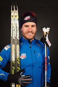 Simi Hamilton 2014-15 U.S. Cross Country Ski Team Photo: USSA