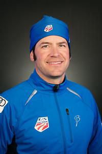 Jason Cork 2014-15 U.S. Cross Country Ski Team Photo: USSA