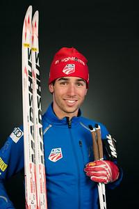 Noah Hoffman 2014-15 U.S. Cross Country Ski Team Photo: USSA