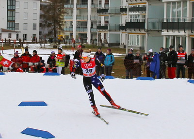 2014 FIS Cross Country World Cup - Davos