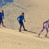 (l-r) Ida Sargent, Jessie Diggins, Liz Stephen<br /> 2016 U.S. Cross Country Ski Team New Zealand Camp<br /> Photo: Matt Whitcomb/U.S. Ski Team