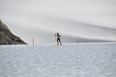 2016 U.S. Cross Country Ski Team Alaska Camp Photo: Matt Whitcomb/U.S. Ski Team