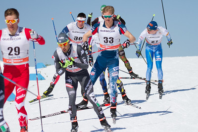 Pursuit 2017 FIS Cross Country World Cup Finals - Quebec City, Canada Photo © Reese Brown