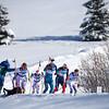 Classic Sprint Finals<br /> 2017 USANA Nordic Junior World Championships - Soldier Hollow<br /> Photo © Steven Earl