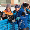 Jessie Diggins<br /> Sprint<br /> FIS Cross Country World Cup - Davos, Switzerland<br /> Photo © Reese Brown