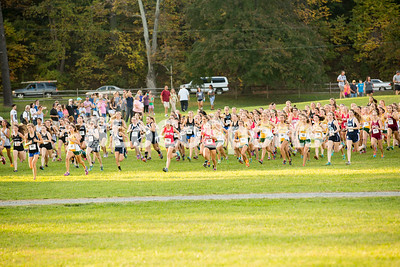 Cross Country: Loudoun County Championships by Tim Gregory on October 19, 2016