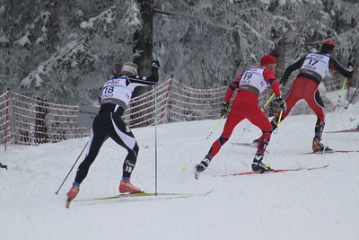 Kris Freeman at 2011 Nordic World Championships in Oslo Photo © Jennifer Holden