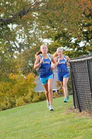 Gaudet Cross Country Girls 2014