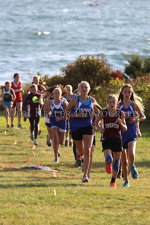 Newport County Cross Country Meet 10.20.15 at Fort Getty Jamestown