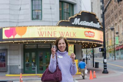 Wine Walk 2013