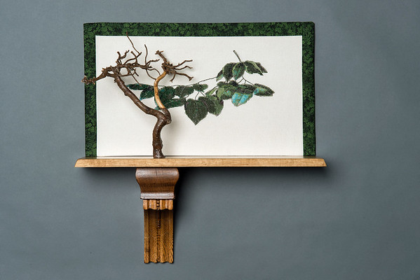 Bonsai with Leaves