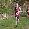 The boys and girls Mid Wach League Cross Country Championships where held at Hollis Hill Farm in Fitchburg Saturday, Oct. 26, 2019. Fitchburg High School's #269 Liam Goodlett. SENTINEL & ENTERPRISE/JOHN LOVE