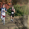 The boys and girls Mid Wach League Cross Country Championships where held at Hollis Hill Farm in Fitchburg Saturday, Oct. 26, 2019. SENTINEL & ENTERPRISE/JOHN LOVE